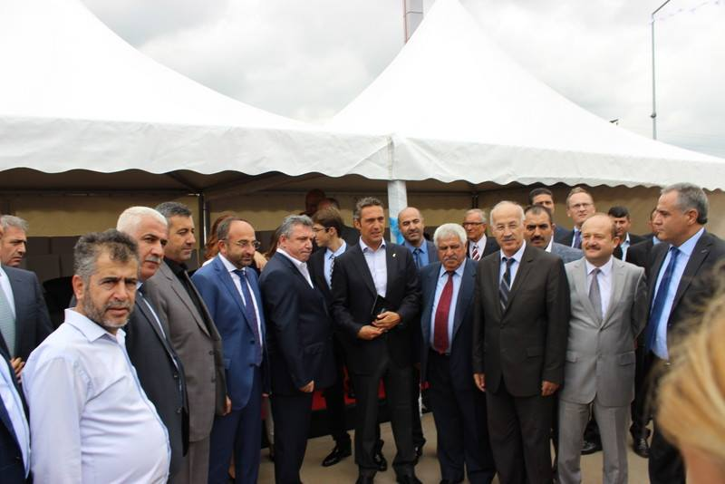 �zula� A�. y�netimi, FSM Demirba� otomotiv tesisleri a��l���na kat�ld�