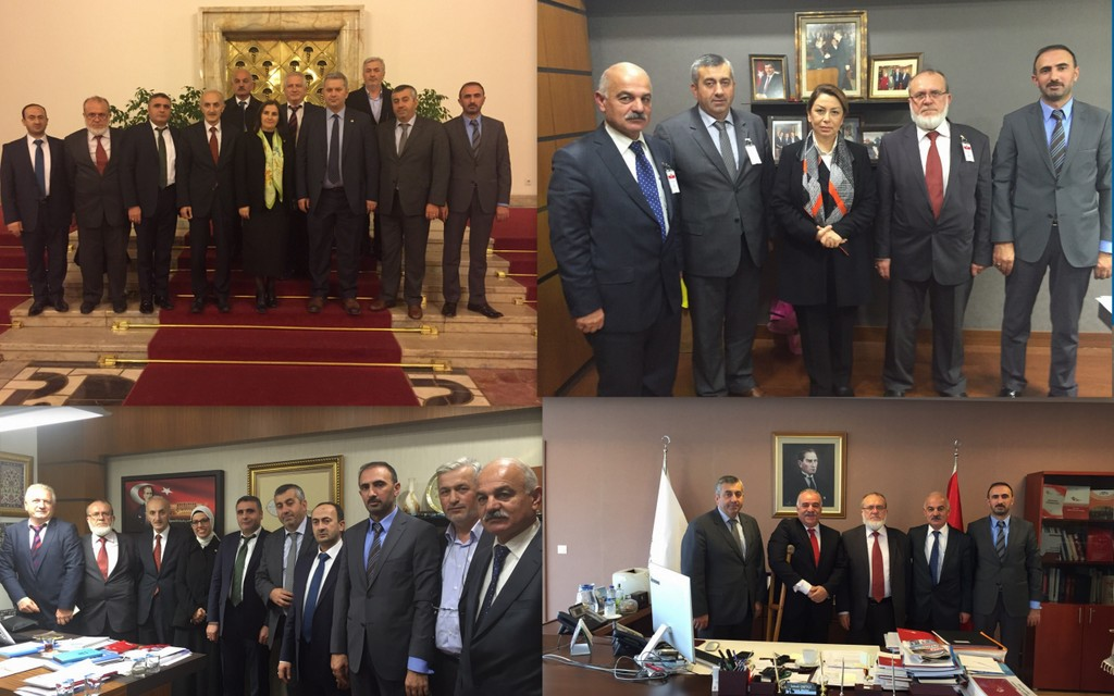Ankara ziyaretinde yeni geli�meler
