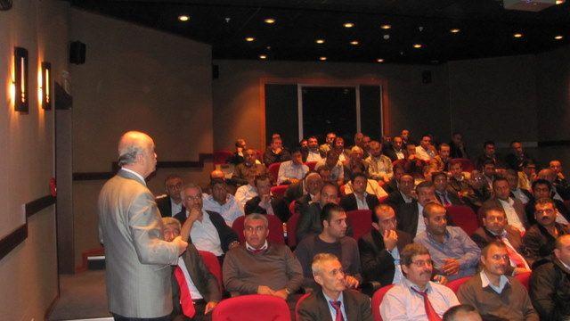 �zula� A.�. e�itim semineri... (nostalji)-2011